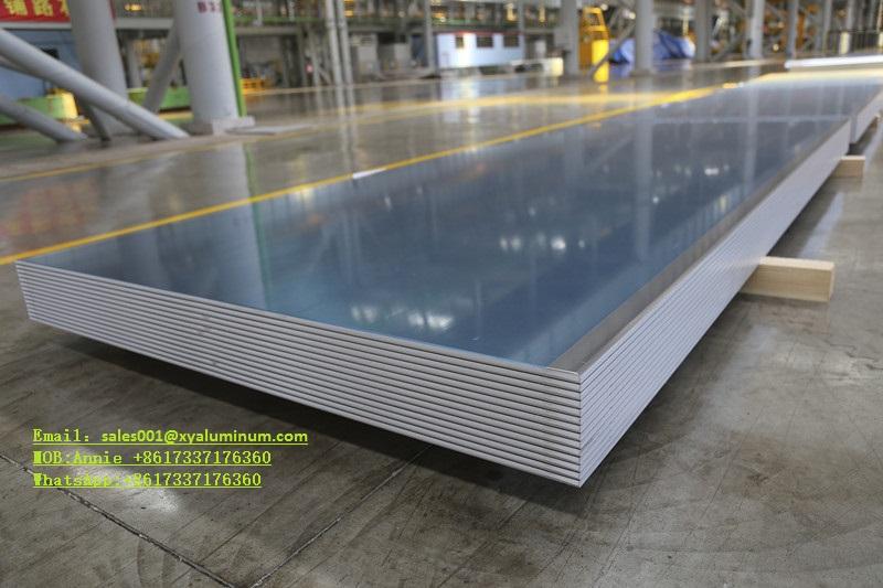 2024 T3 7075 T6 aluminum sheet