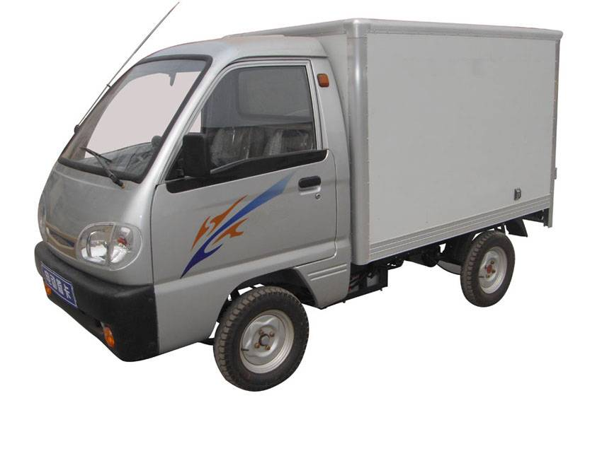 500kg or 800kg four wheel electric truck ETF-02