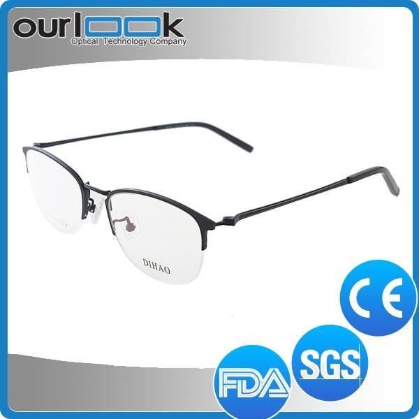 Most Popular Fashion Design Unisex Metal Eyewear