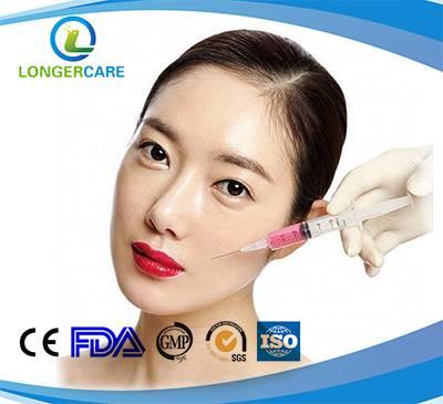 Hyaluronic Acid Gel Syringe For Finelines Injection 2ML