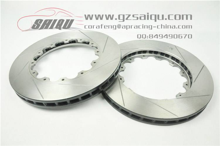 DICKASS Auto Brake Disc 362*32 Grooved Line Surface