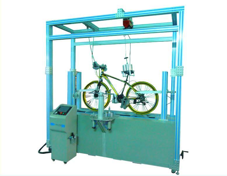 Automatic Bicycle Dynamic Road Digital Universal Testing Machine EN14764 Standard