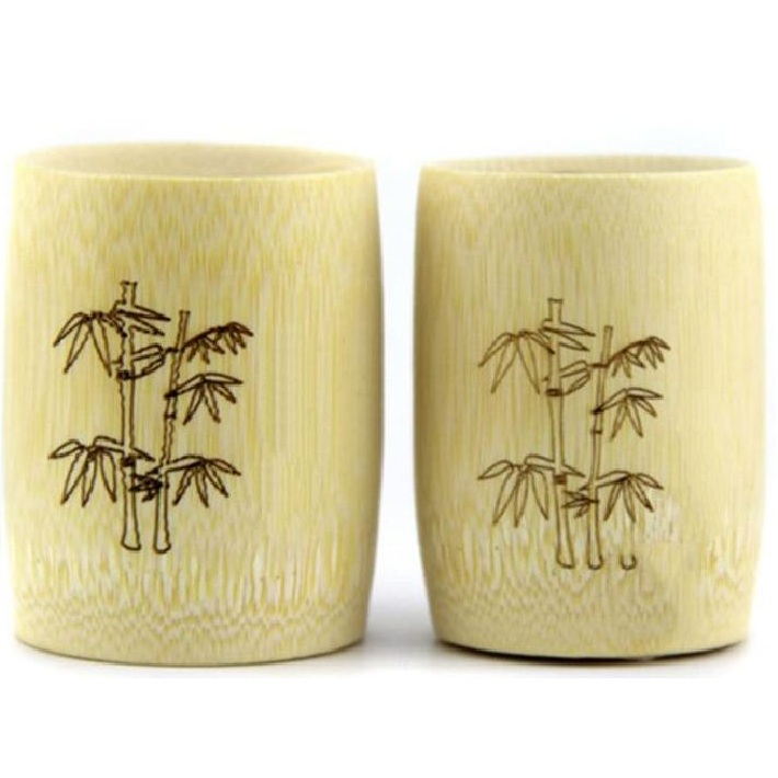 Why don't you use Eco Friendly Drinking Bamboo Cup?