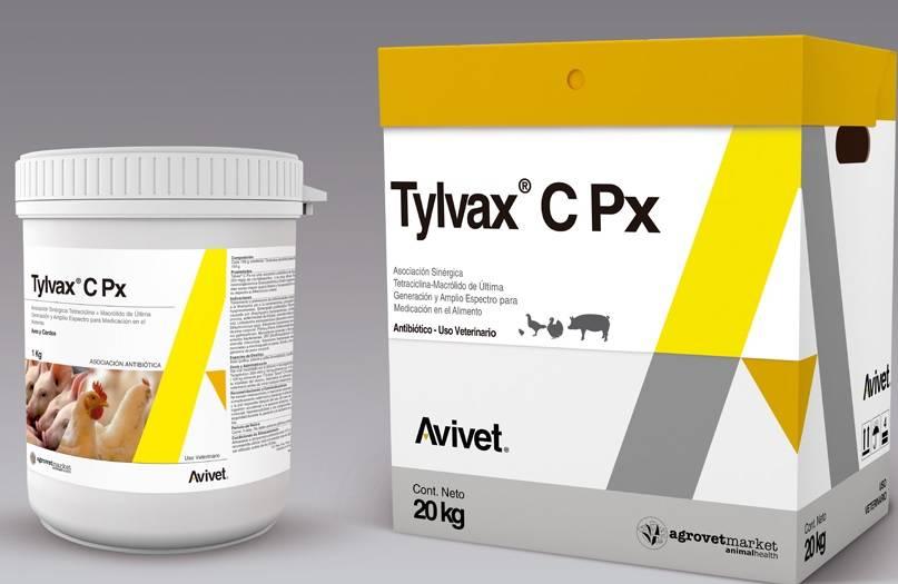 Tylvax C Px