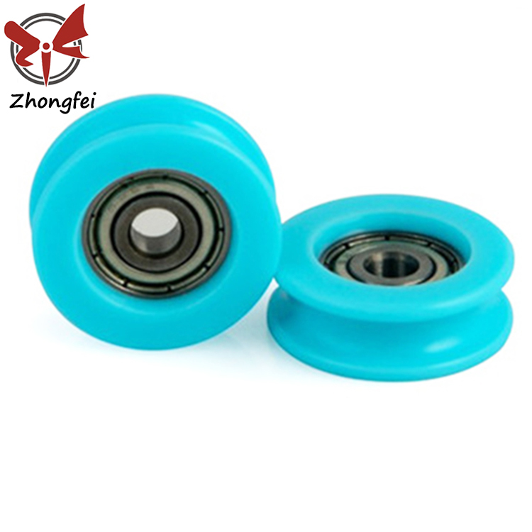Different color 625 U groove pulley