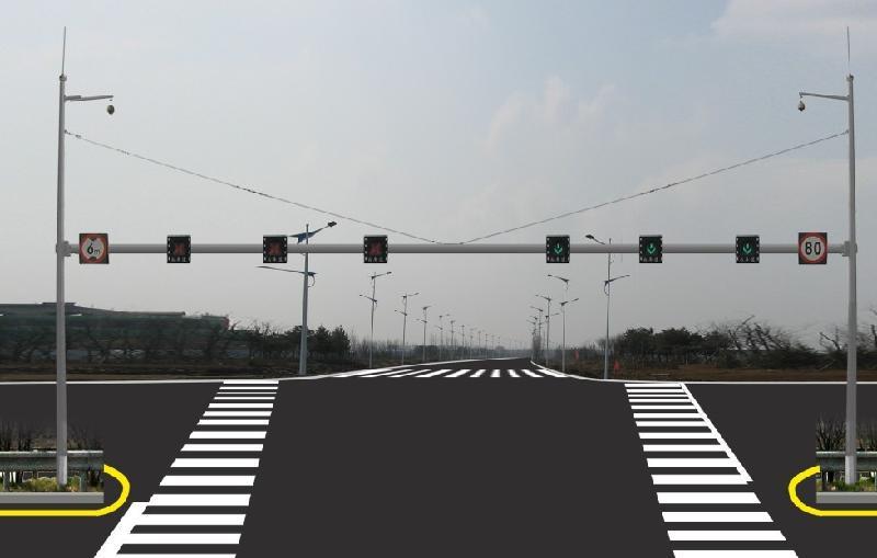 Traffic Signal Poles