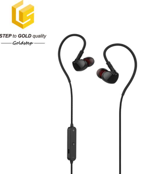 Univearsal wireless bluetooth headphone with ear hook