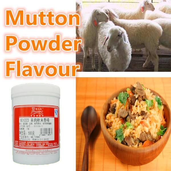 mutton flavour