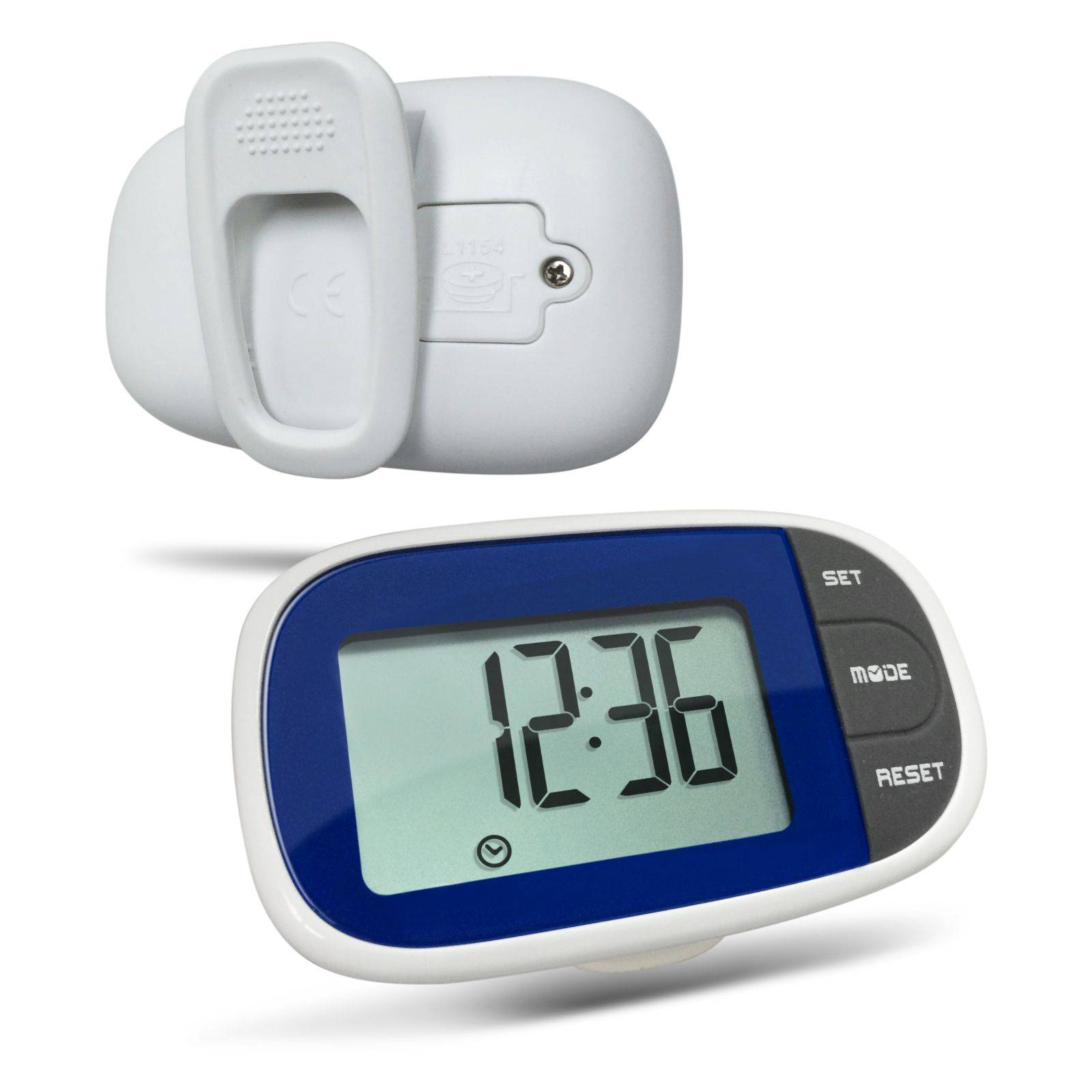 Cheap new arrival pedometer with belt clip