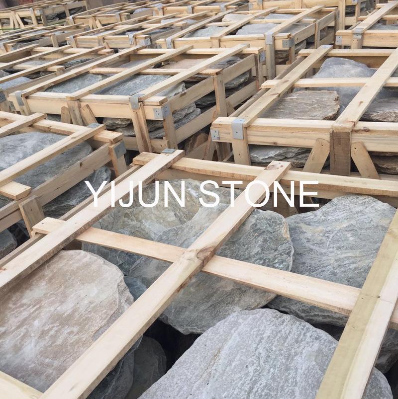 YIJUN STONE/ Stepping stones