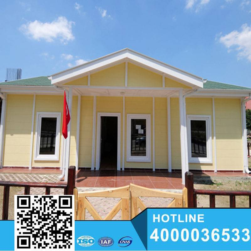 Cosy convenient prefabricated building with lower price