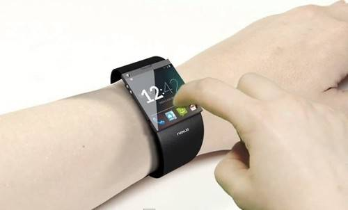 Smart watch screen protector, tempered glass film for watch screen like Samsung, Apple
