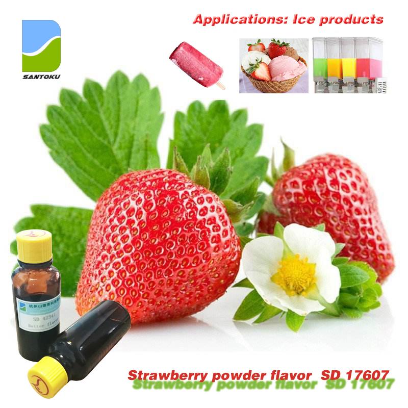 Strawberry powder flavor SD17607