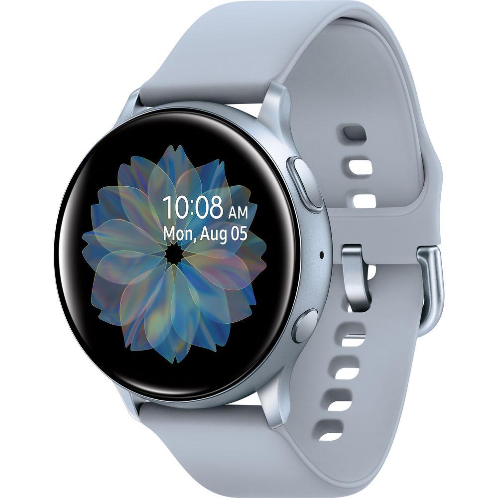 SAM-Galaxy Watch Active 2 R820 [44mm, Aluminium, Silver]