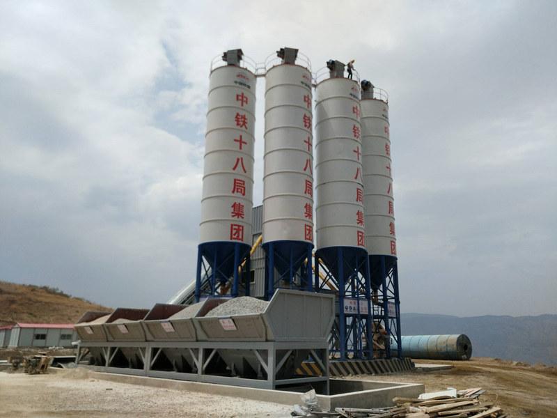 concrete batching plant 008618853867907