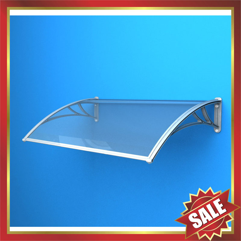 polycarbonate canopy,patio awning,awning polycarbonate,front door canopy,excellent shelter