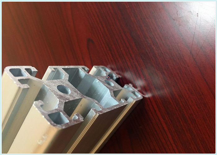 Industrial Structural Aluminum Profiles Alkali - Resisting High Strength