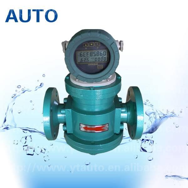 diesel fuel oil oval gear flow meter