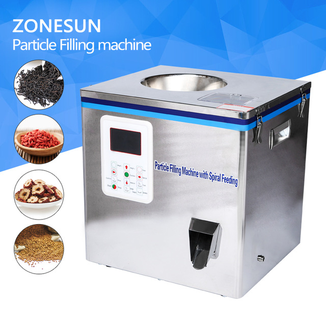 Tea Packaging machine, sachet filling machine, can filling machine,granule medlar automatic weighing