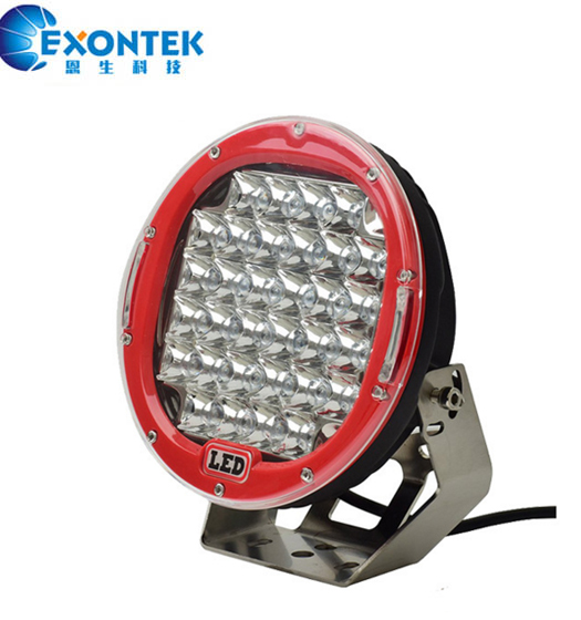 Off-road led work light 96W JEEP Wrangler SUV working headlight for tractor agricultural machinery