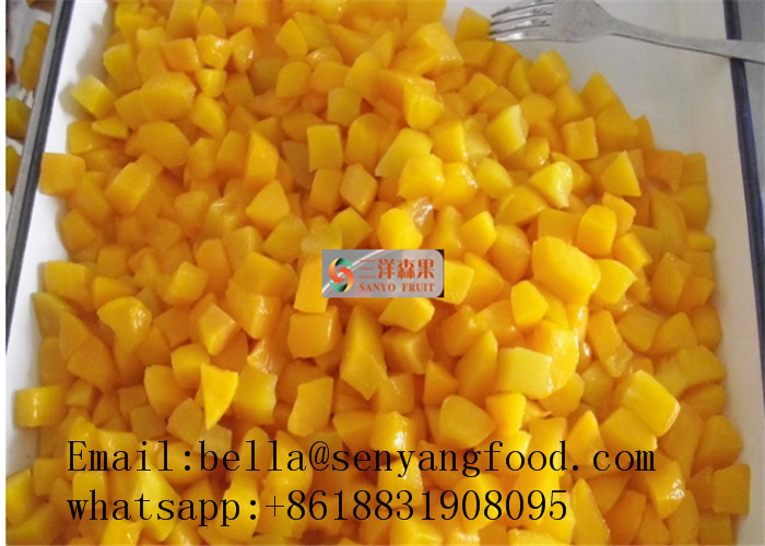 cPreservative - Free Organic Tropical Canned Liced Peaches Fruit