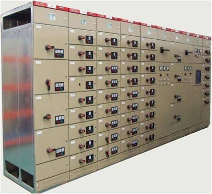 GCK type of low pressure pumped switch cabinet