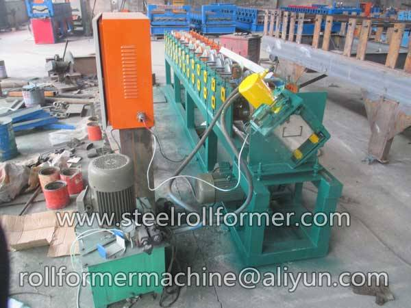 metal drywall forming machine
