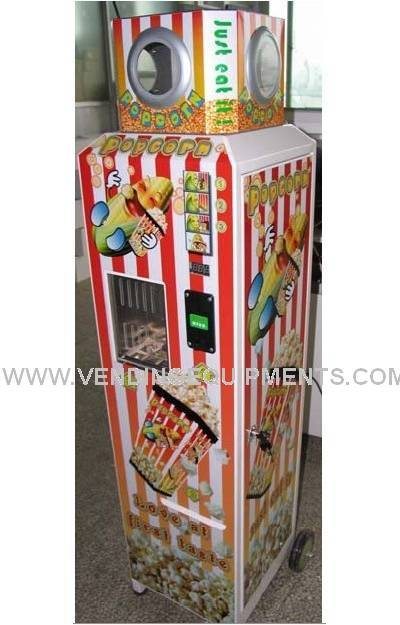 Popcorn Vending Machine CVE-7500