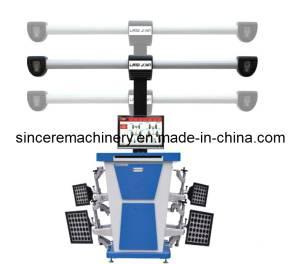 Wheel Alignment, Wheel Aligner Machine (SIN007)