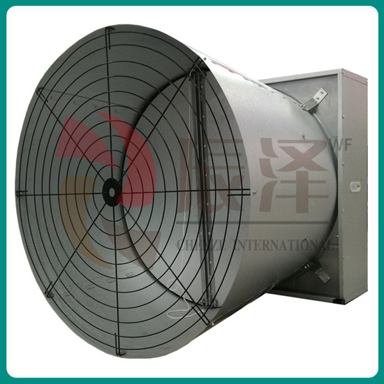 Butterfly cone fan,big air flow fan,double-door cone fan