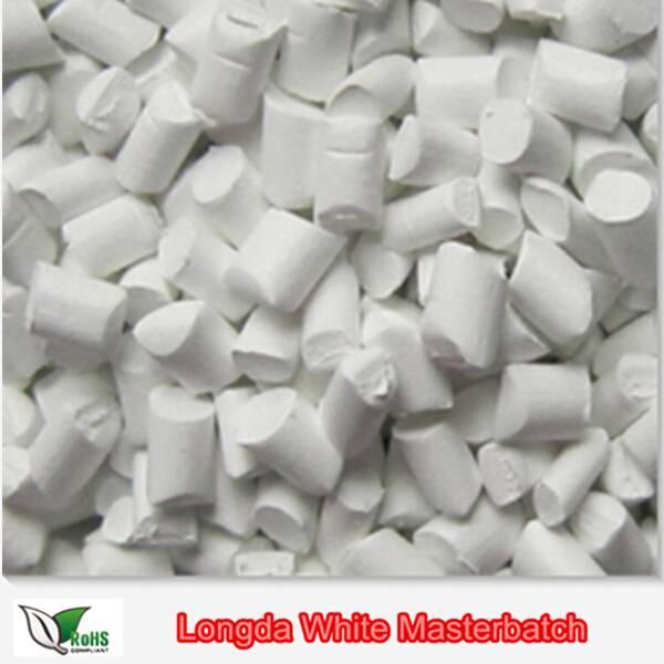 TIO2 White Masterbatch factory