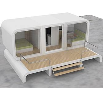 Composite Modular House