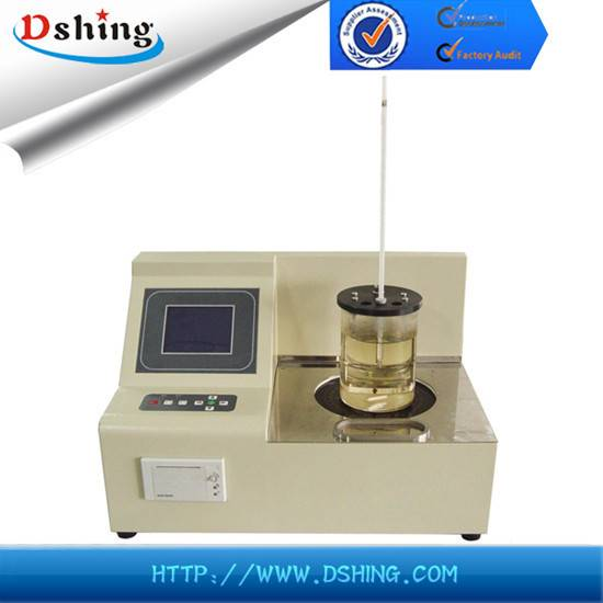 DSHD-2806I Fully-automatic Asphalt Softening Point Tester