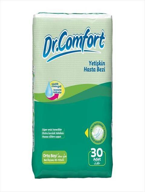 Dr. Comfort Adult Jumbo Medium