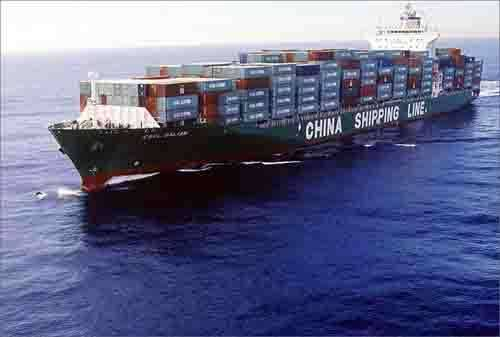 Undertake service of sea transportation and air transportation