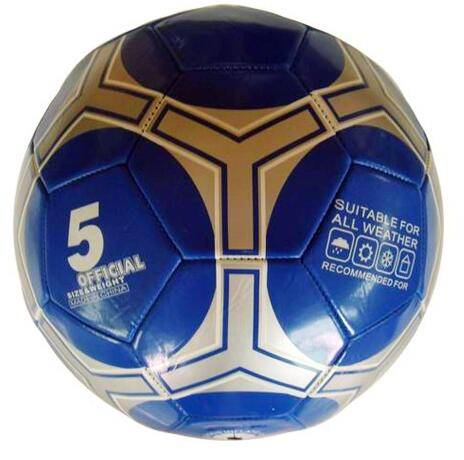 Hot-selling new design soccer ball, solid EVA foam
