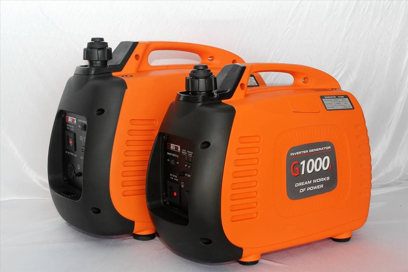 1KW Gasoline Inverter Generator