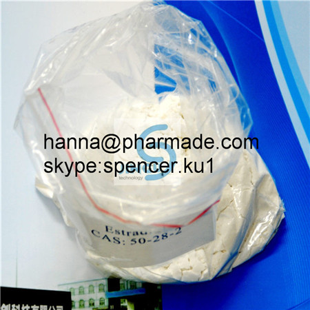 Estradiol CAS:50-28-2 raw material powder