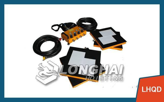 Air Casters-10 tons , 16 tons , 32 tons - Longhai Hoisting