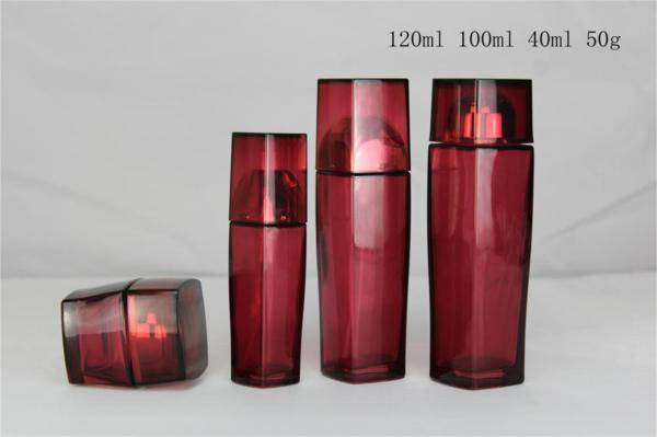 selling arylic cosmetic jars for cosmetic packaing made in china