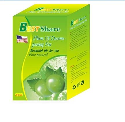 Natural Plum for Weight Loss Slimming Detox Plum,Reduce Weight Plum, Light Green Plum