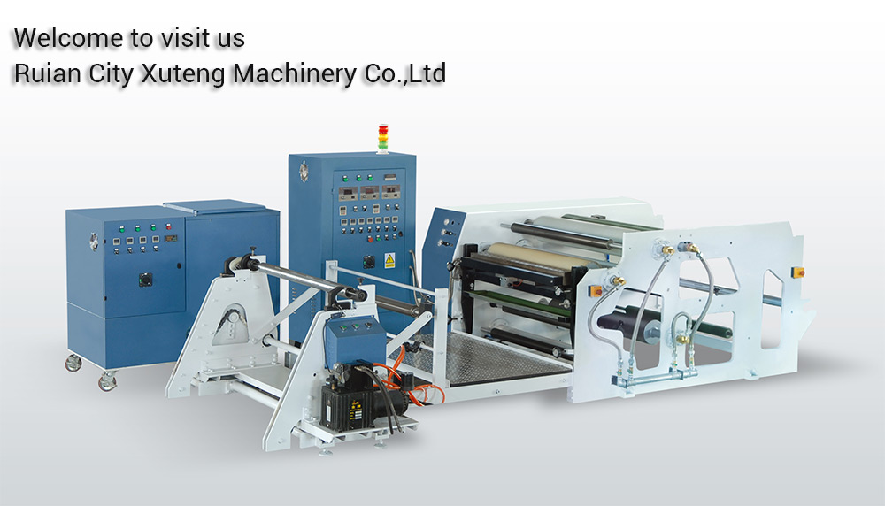 Hot Melt Adhesive Tape Coating And Laminating Machine China