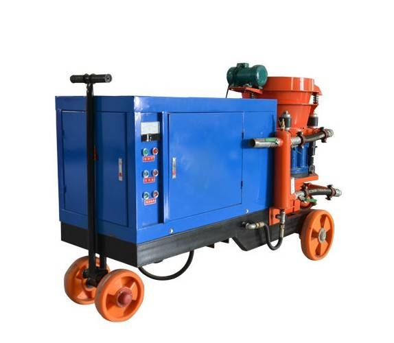 HSP-7 series wet-mix concrete shotcrete machine,wet shotcreting machine