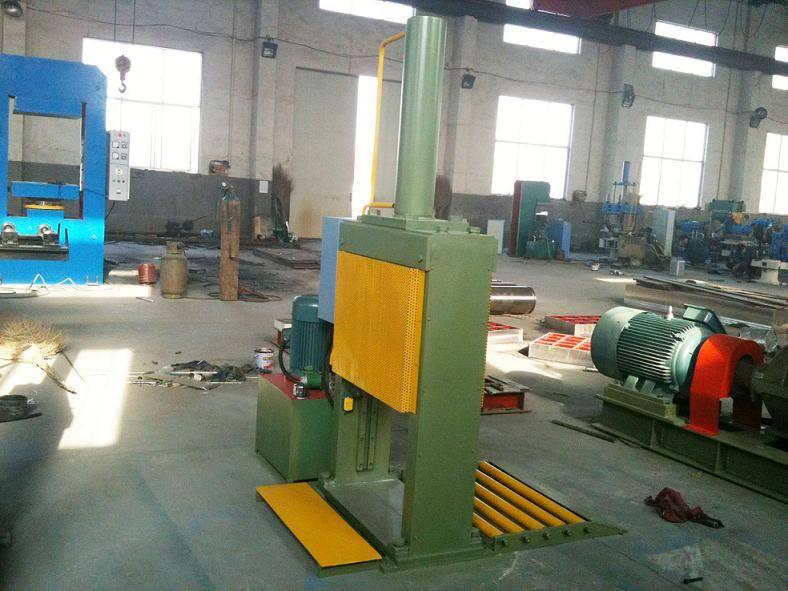 Vertical Rubber Cutting Machine Made In China