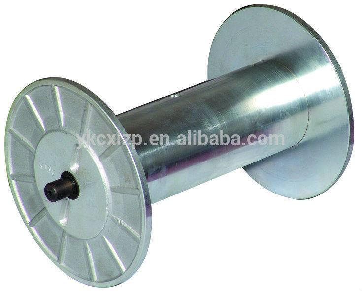 Inkle loom convex shaft beam