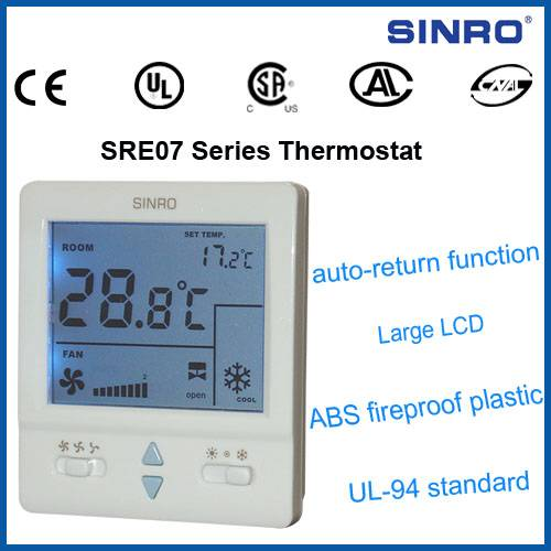 SRE07 Series Thermostat