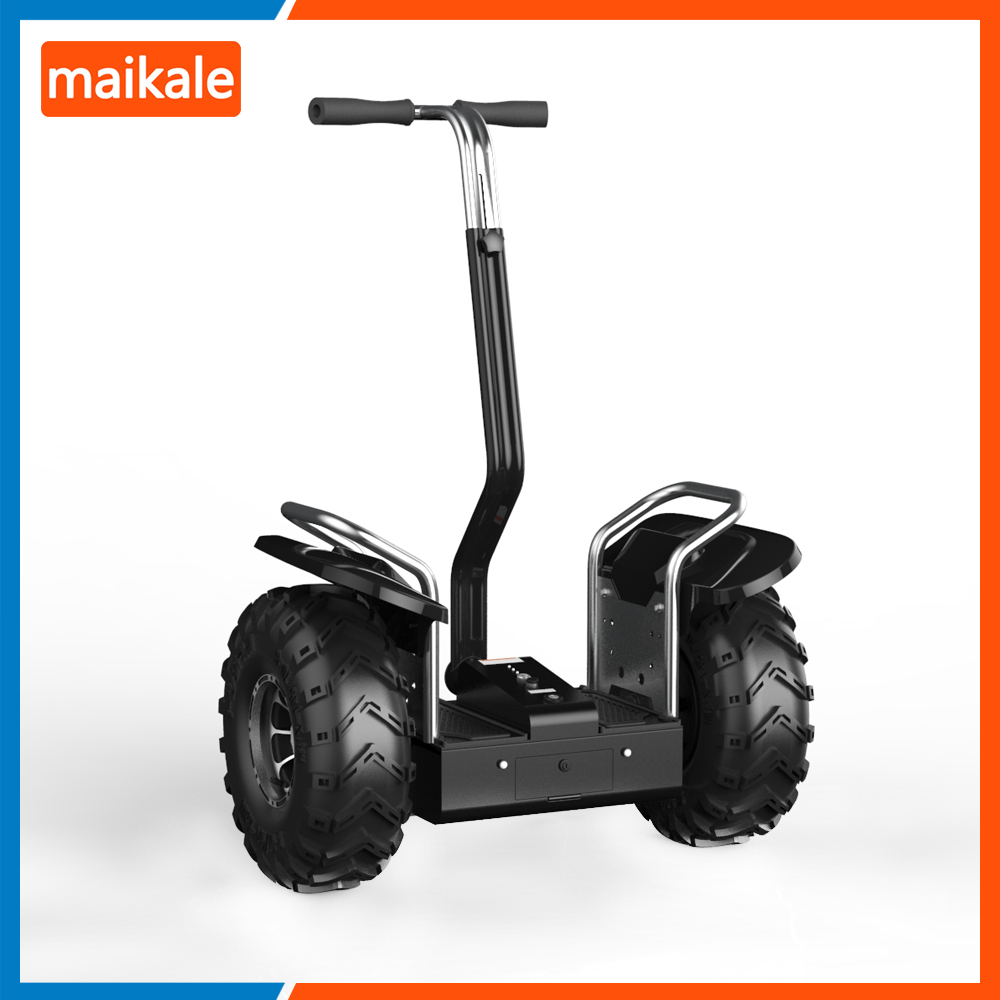 19 inch off road self-balancing electric scooter