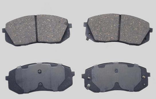 auto disc brake pads D1295 manufacturer China