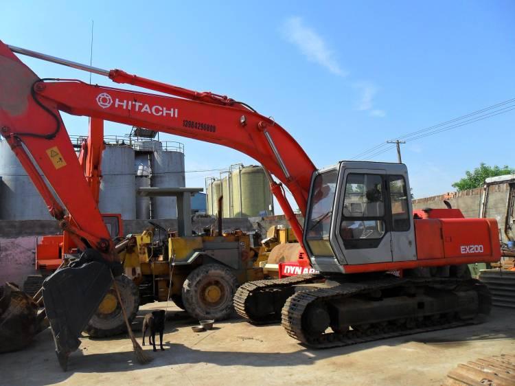 used hitachi EX200-1 excavator for sale