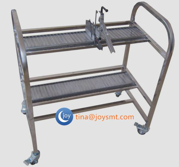 Fuji xp feeder storage cart